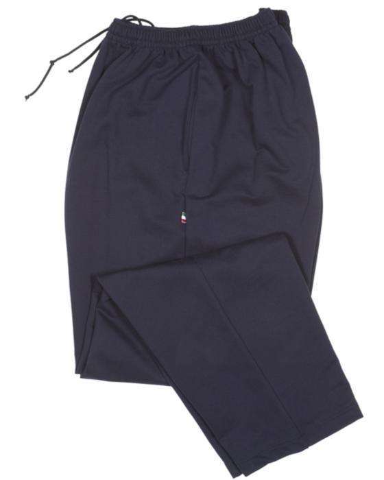 Pantalone tuta cotone felpato